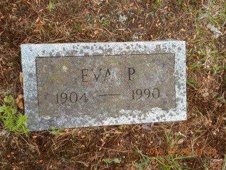 HANSEN, EVA P. - Marquette County, Michigan | EVA P. HANSEN - Michigan Gravestone Photos