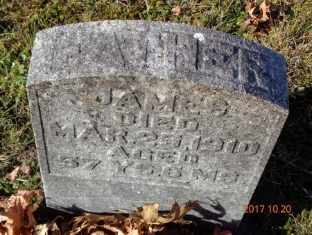 HANSEN, JAMES - Marquette County, Michigan | JAMES HANSEN - Michigan Gravestone Photos