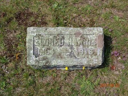 HARRIS, ELDRED - Marquette County, Michigan   ELDRED HARRIS - Michigan Gravestone Photos