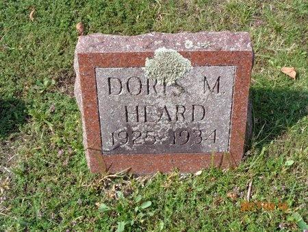 HEARD, DORIS M. - Marquette County, Michigan | DORIS M. HEARD - Michigan Gravestone Photos