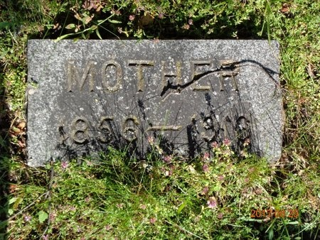 HOCKING, ELIZABETH - Marquette County, Michigan | ELIZABETH HOCKING - Michigan Gravestone Photos