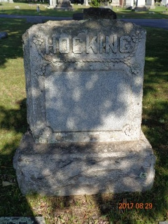 HOCKING, FAMILY - Marquette County, Michigan | FAMILY HOCKING - Michigan Gravestone Photos