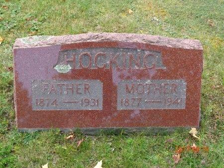 HOCKING, EDITH - Marquette County, Michigan | EDITH HOCKING - Michigan Gravestone Photos