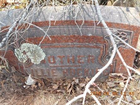 HOCKING, LILLIE - Marquette County, Michigan | LILLIE HOCKING - Michigan Gravestone Photos