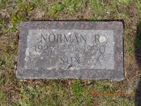 HOCKING, NORMAN R. - Marquette County, Michigan | NORMAN R. HOCKING - Michigan Gravestone Photos