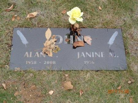 JOHNS, ALAN C. - Marquette County, Michigan | ALAN C. JOHNS - Michigan Gravestone Photos