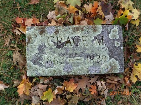 JOHNS, GRACE M. - Marquette County, Michigan | GRACE M. JOHNS - Michigan Gravestone Photos