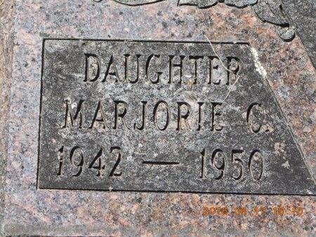 JOHNS, MARJORIE C. - Marquette County, Michigan | MARJORIE C. JOHNS - Michigan Gravestone Photos