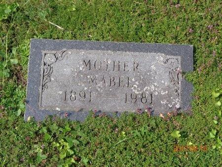 JOHNS, MABEL - Marquette County, Michigan   MABEL JOHNS - Michigan Gravestone Photos