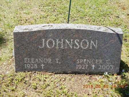 JOHNSON, ELEANOR T. - Marquette County, Michigan | ELEANOR T. JOHNSON - Michigan Gravestone Photos