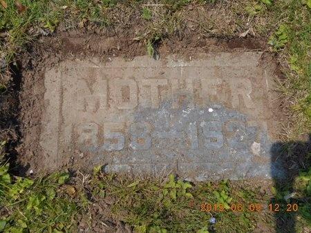 LAVASSEUR, CAROLINE - Marquette County, Michigan | CAROLINE LAVASSEUR - Michigan Gravestone Photos