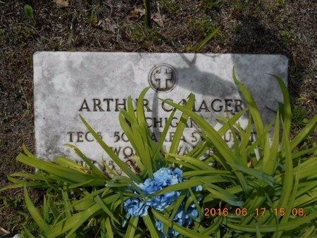 MAGER, ARTHUR C. - Marquette County, Michigan | ARTHUR C. MAGER - Michigan Gravestone Photos