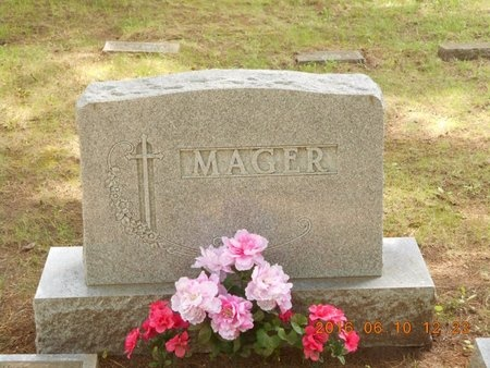 MAGER, FAMILY - Marquette County, Michigan | FAMILY MAGER - Michigan Gravestone Photos