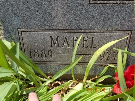 MAGER, MABEL - Marquette County, Michigan | MABEL MAGER - Michigan Gravestone Photos