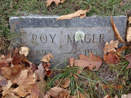 MAGER, ROY - Marquette County, Michigan | ROY MAGER - Michigan Gravestone Photos