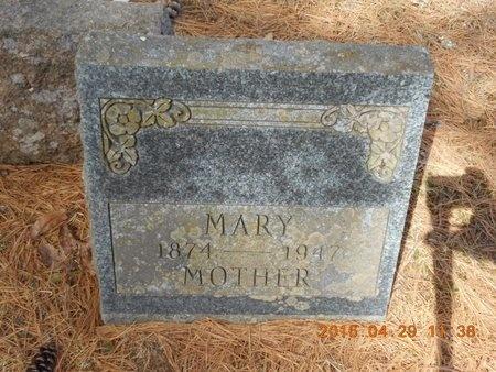 MERCIER, MARY - Marquette County, Michigan | MARY MERCIER - Michigan Gravestone Photos