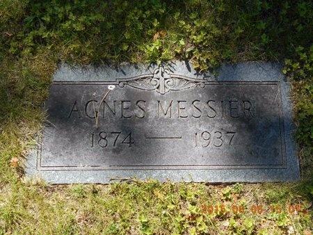 MESSIER, AGNES - Marquette County, Michigan   AGNES MESSIER - Michigan Gravestone Photos