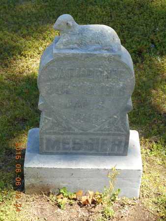 MESSIER, CATHERINE - Marquette County, Michigan | CATHERINE MESSIER - Michigan Gravestone Photos