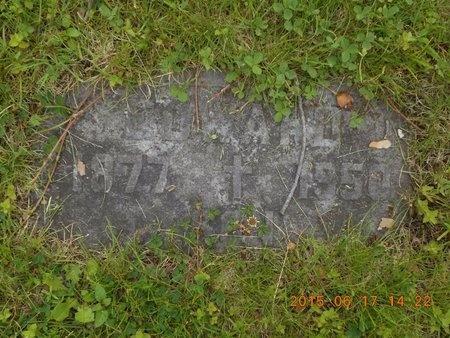 MESSIER, EDWARD - Marquette County, Michigan | EDWARD MESSIER - Michigan Gravestone Photos