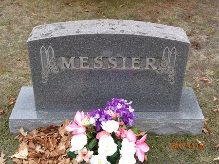 MESSIER, FAMILY - Marquette County, Michigan | FAMILY MESSIER - Michigan Gravestone Photos