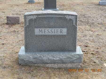 MESSIER, FAMILY - Marquette County, Michigan   FAMILY MESSIER - Michigan Gravestone Photos