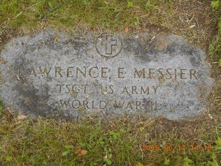 MESSIER, LAWRENCE E. - Marquette County, Michigan | LAWRENCE E. MESSIER - Michigan Gravestone Photos