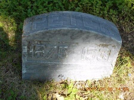 MESSIER, PETER - Marquette County, Michigan | PETER MESSIER - Michigan Gravestone Photos