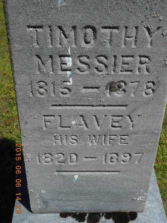 MESSIER, TIMOTHY - Marquette County, Michigan | TIMOTHY MESSIER - Michigan Gravestone Photos