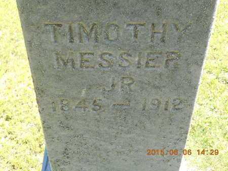 MESSIER, TIMOTHY - Marquette County, Michigan   TIMOTHY MESSIER - Michigan Gravestone Photos