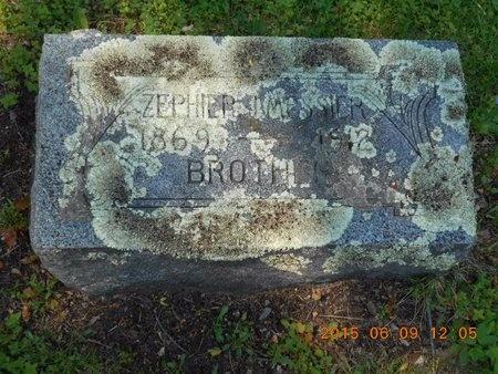 MESSIER, ZEPHIER - Marquette County, Michigan | ZEPHIER MESSIER - Michigan Gravestone Photos