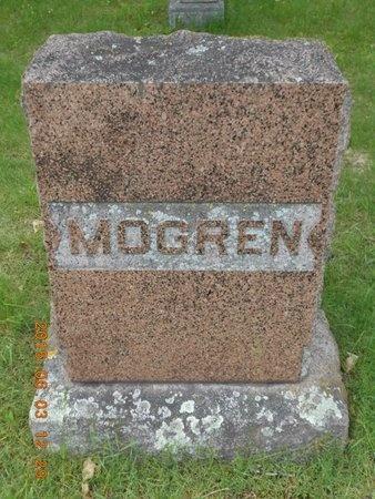 MOGREN, FAMILY - Marquette County, Michigan | FAMILY MOGREN - Michigan Gravestone Photos