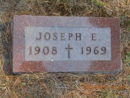 NICHOLAS, JOSEPH E. - Marquette County, Michigan   JOSEPH E. NICHOLAS - Michigan Gravestone Photos
