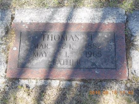 NICHOLAS, THOMAS T. - Marquette County, Michigan   THOMAS T. NICHOLAS - Michigan Gravestone Photos