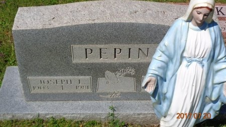 PEPIN, KATHERINE - Marquette County, Michigan | KATHERINE PEPIN - Michigan Gravestone Photos