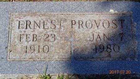 PROVOST, ERNEST - Marquette County, Michigan | ERNEST PROVOST - Michigan Gravestone Photos