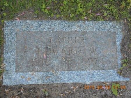 PROVOST, EDWARD W. - Marquette County, Michigan | EDWARD W. PROVOST - Michigan Gravestone Photos