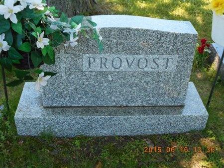 PROVOST, FAMILY - Marquette County, Michigan   FAMILY PROVOST - Michigan Gravestone Photos