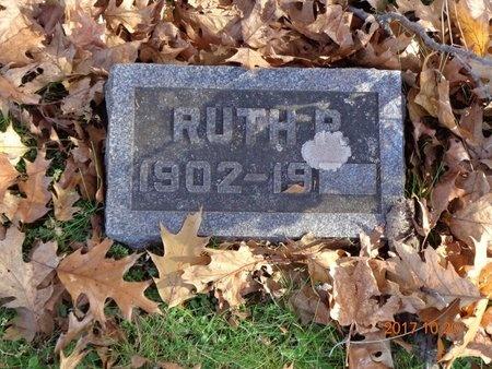PROVOST, RUTH - Marquette County, Michigan | RUTH PROVOST - Michigan Gravestone Photos
