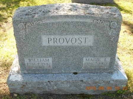 PROVOST, MARIE L. - Marquette County, Michigan | MARIE L. PROVOST - Michigan Gravestone Photos