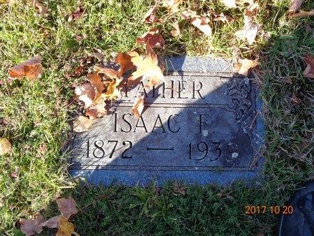 RISKU, ISAAC F. - Marquette County, Michigan | ISAAC F. RISKU - Michigan Gravestone Photos