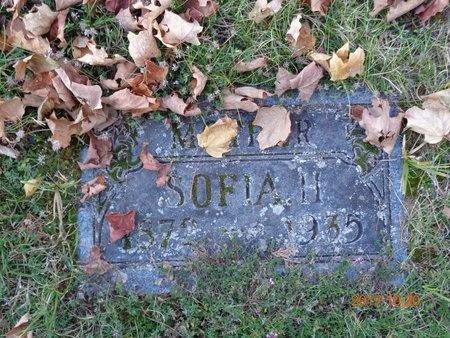 RISKU, SOFIA H. - Marquette County, Michigan | SOFIA H. RISKU - Michigan Gravestone Photos