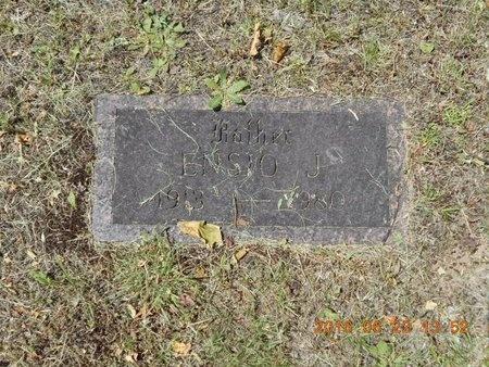 SALO, ENSIO J. - Marquette County, Michigan | ENSIO J. SALO - Michigan Gravestone Photos