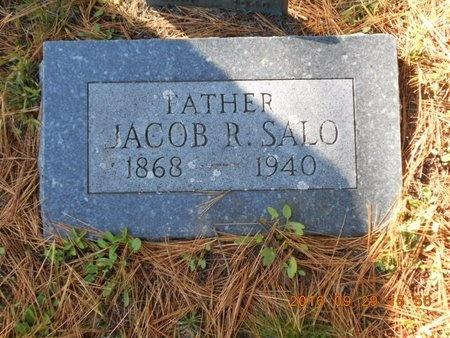 SALO, JACOB R. - Marquette County, Michigan | JACOB R. SALO - Michigan Gravestone Photos