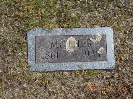 SUNDQUIST, ELIZABETH - Marquette County, Michigan | ELIZABETH SUNDQUIST - Michigan Gravestone Photos