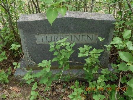 TURPEINEN, FAMILY - Marquette County, Michigan   FAMILY TURPEINEN - Michigan Gravestone Photos