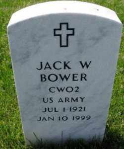 BOWER, JACK W. - Oakland County, Michigan | JACK W. BOWER - Michigan Gravestone Photos
