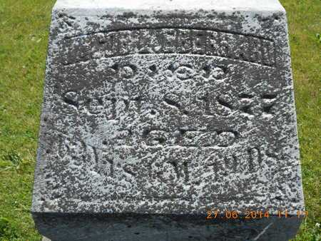 EBERHARD, JACOB L. - St. Joseph County, Michigan   JACOB L. EBERHARD - Michigan Gravestone Photos