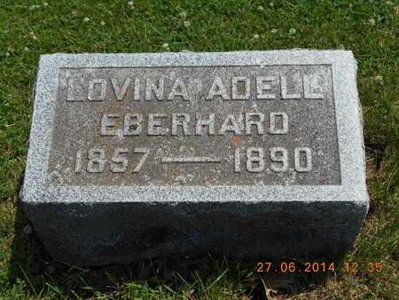 EBERHARD, LOVINA ADELL - St. Joseph County, Michigan | LOVINA ADELL EBERHARD - Michigan Gravestone Photos