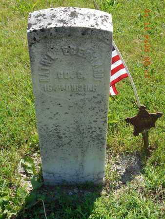 EBERHARD, NATHANIEL - St. Joseph County, Michigan | NATHANIEL EBERHARD - Michigan Gravestone Photos