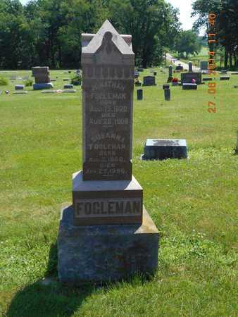 FOGLEMAN, FAMILY - St. Joseph County, Michigan | FAMILY FOGLEMAN - Michigan Gravestone Photos